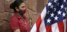 Utah leaders bid farewell to Interior Secretary Haaland with warning against 'unilateral' decision