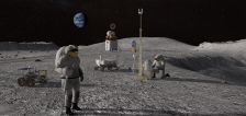 NASA's Artemis program will land the first person of color on the moon