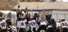 'No one outworks him': From walk-on to DPOY, Mortensen leads confident Weber State into 5th straight postseason
