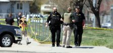 Officials identify injured deputies, suspect in shooting outside Salt Lake County Jail