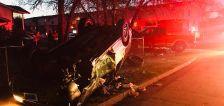 4 people hospitalized after rollover crash in Salt Lake City