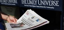 BYU's student newspaper transitions to monthly printing with plans for a magazine