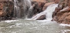 No Gunlock waterfalls this year due to poor snowpack levels that fuel continuing drought concerns