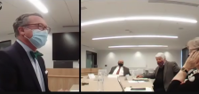 Utah redistricting committee's 1st meeting cut short after it's hacked by explicit images, language