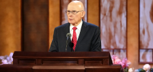 President Oaks' talk on the Constitution: Reactions from the world of politics and law