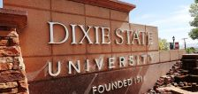 How did national events like George Floyd's death complicate Dixie State name change debate?
