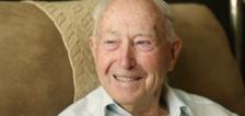 Ken Potts, USS Arizona survivor gets parade, Blackhawk ride, for 100th birthday