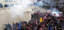 U.S. Justice Department announces first guilty plea in Capitol riots cases