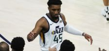 Donovan Mitchell to miss at least a week after MRI revealed he suffered a low-ankle sprain