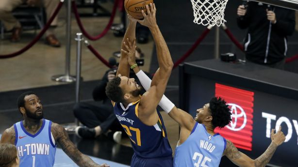 The +/- Kings, Mike Conley and Rudy Gobert, Lord of Rockets
