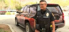 First year police officer in Moab wins Officer of the Year award