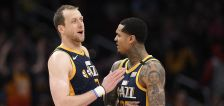 Not that they care, but Jordan Clarkson and Joe Ingles are the 2 favorites for 6th Man of the Year