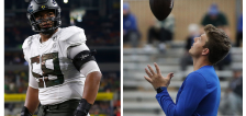 Who are Zach Wilson and Penei Sewell? 2 Utah products expected to be first-round picks in NFL draft