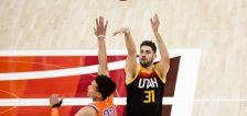 Georges Niang showing he could play a big role in the playoffs for the Jazz