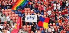 Real Salt Lake 'strongly recommends' but will no longer require masks at Rio Tinto Stadium