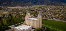 Utahns rejoice with announcement of new Latter-day Saint temple in Ephraim and preservation of Manti Temple