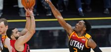 An unexpected hero: Jazz get by Raptors behind play of Trent Forrest
