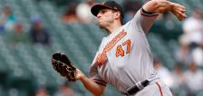 'My dad was there today': Orioles' Means felt late father's presence in team's 1st no-hitter since 1969