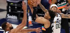 Jazz's 126-94 win should have them dreaming of San Antonio in the first round