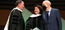Embrace surprise, remove contention, Sister Wendy Nelson tells UVU graduates