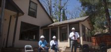 Renovation begins on new history center near Zion