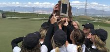 After long wait, Davis girls golf rewarded with first title in 6 years; Timpview cruises to repeat 5A title