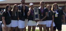 Dixie's Millard, Pine View girls run away with 4A state golf meet