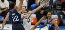 'It was great to have him back': Jazz roll Thunder to regain mojo in Conley's return