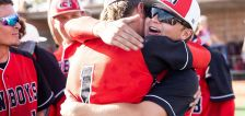 'All year long, we haven't done it easy': Grantsville erupts early in Game 2 to take 2nd 3A baseball title in 4 years