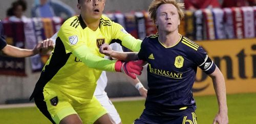 Real Salt Lake takes scoreless draw, Ochoa's first shutout from Nashville's inaugural visit