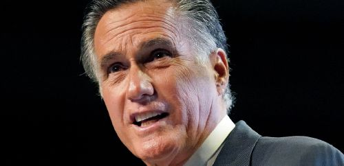Mitt Romney: 'I didn't realize I was at a disadvantage because my mom stayed home'