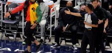 Donovan Mitchell's ankle saga looms over Utah's Game 1 loss