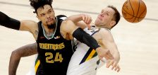 Dillon Brooks is now the most-hated man in Utah, but the Jazz have other concerns