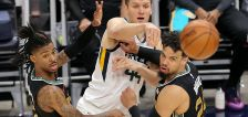 A look at the 'stuff' the Jazz need to figure out ahead of Wednesday's Game 2 with Memphis