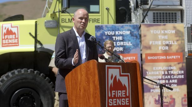 Cox tightens fireworks restrictions, wants to 'make yellow lawns great again' as Utah's dry conditions worsen