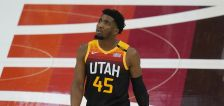 The spotlight will be bright on Donovan Mitchell against the Clippers —good thing he's ready for it