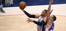 Lakers acquire All-Star Russell Westbrook from Wizards; Kyle Kuzma out