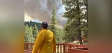 'I don't know what we'd do if we lost our home': Residents still displaced by 709-acre Mammoth Fire
