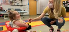 New mobility device helps Utah toddlers with disabilities reach milestones