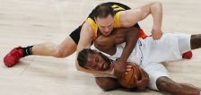 Bojan the Kawhi Stopper? Jazz forward has surprised with 'superb' defense in 2nd round series