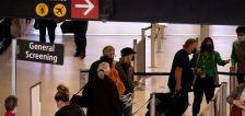 US screens 2.02 million airport passengers Friday, highest since March 2020