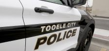 Man dies after hitting parked truck in Tooele, police say