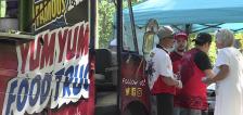Yum Yum Food Truck starts cooking again after Anti-Asian vandalism