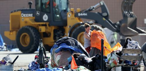 Why director says homeless camps 'made sense' for Salt Lake City