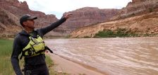 Cataract Canyon without Lake Powell: A monumental legacy of dried mud
