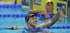Need for speed: Ledecky wins 400 but slower than expected