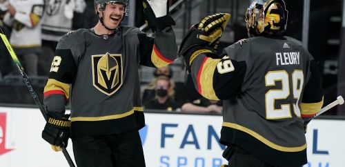Vegas Golden Knights to play LA Kings in preseason action at Vivint Arena in fall