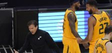 Jazz spiral in first half of Game 4 loss to Clippers; series tied 2-2