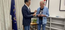 Utah Vietnam veteran receives replacement medals for the ones he lost 20 years ago