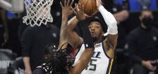 Jazz blow 25-point lead and lose series to Clippers